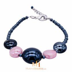 italian glass bracelet