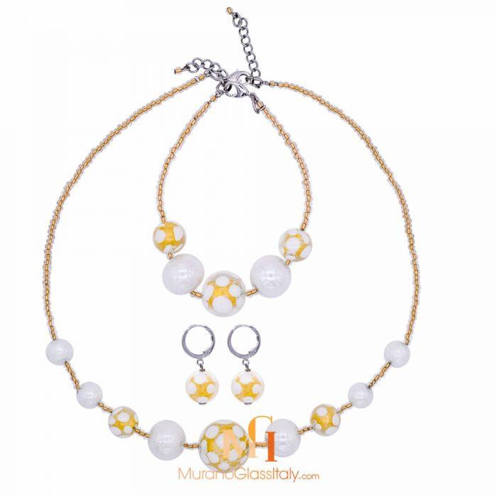 bijoux verre murano