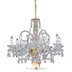 Luxus Kristall Kronleuchter